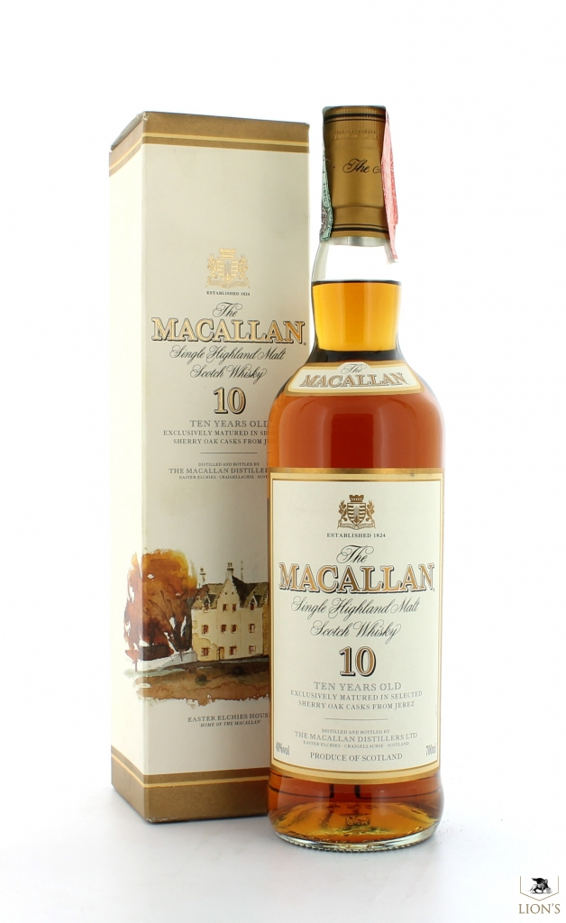 macallan 10yo 70cl one of the best types of scotch whisky. Black Bedroom Furniture Sets. Home Design Ideas