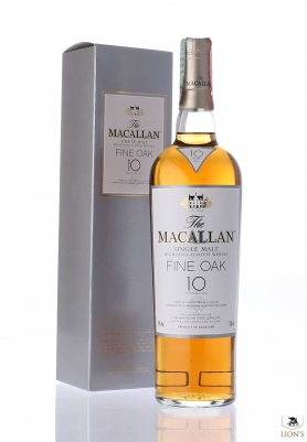 Macallan 10 years old Fine oak
