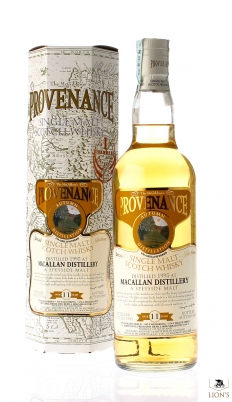 Macallan 1993 11 years old Provenance
