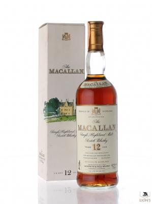 Macallan 12 years old Giovinetti imp.
