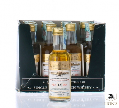 Macallan 13 years old 50% 5cl x 12 DL OMC
