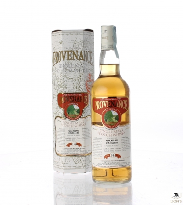 Macallan 1990 14 years old Provenance