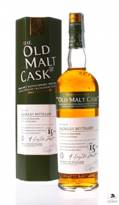 Macallan 1991 15 years old OMC