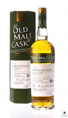 Macallan 1991 16 years old DL OMC