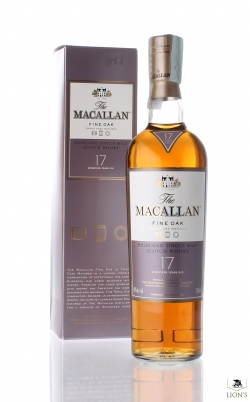 Macallan 17yo 75cl Fine oak