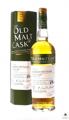 Macallan 1989 18 years old OMC