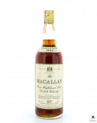 Macallan 1960 46% 75cl