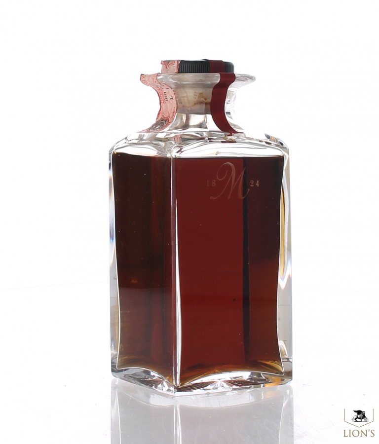 Macallan 1962 25 Years Old Decanter one of the best types of Scotch