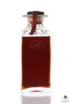 Macallan 25 years old Decanter
