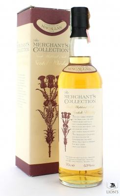 Macallan 1975 43% 70cl Merchand's Collection