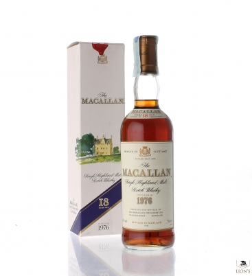 Macallan 1976 18 years old 75cl