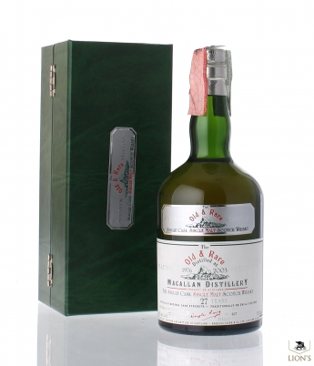 Macallan 1976 27 years old 48.3% Platinum selection DL