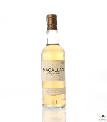 Macallan 1980 La Reserve
