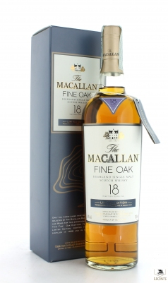 Macallan 1988 18yo Fine Oak limited edition