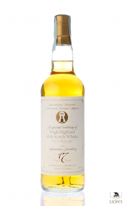 Macallan 1989 17 years old For Collezionisti Mignon
