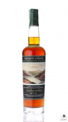 Macallan 1990 12 years old Lochs and Castles