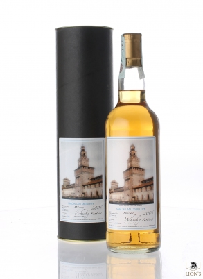 Macallan 1990 16yo cask 1754 Milano Whisky Festival