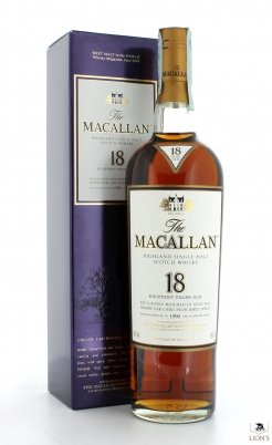 Macallan 1990 18yo