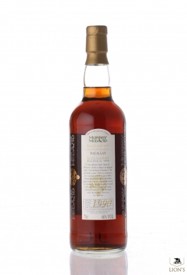 Macallan 1990 cask MM10239 Murray Mc David
