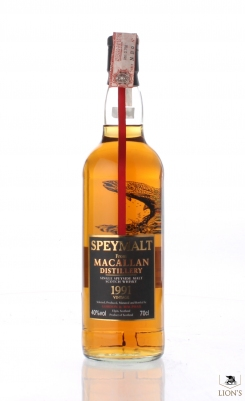 Macallan 1991 G&M Speymalt