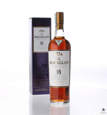Macallan 1993 18 years old