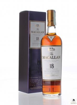 Macallan 1997 18yo
