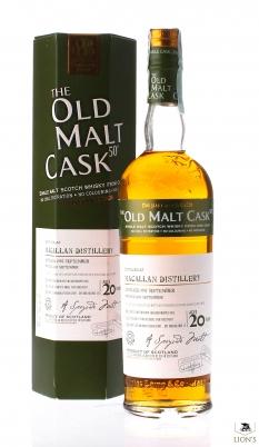 Macallan 1987 20 years old OMC