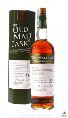 Macallan 1985 22 years old OMC