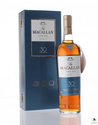 Macallan 30 years old Fine oak