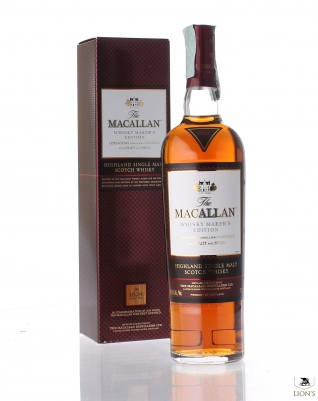 Macallan 42.8% Whisky Maker's Edition