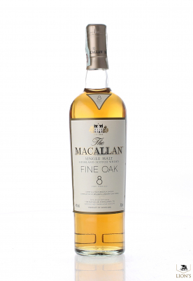 Macallan 8yo  Fine Oak
