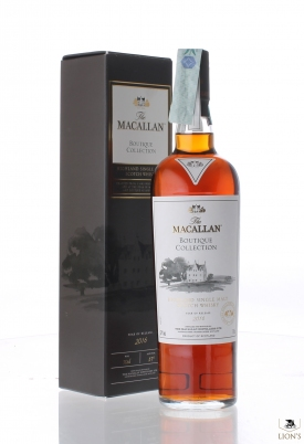 Macallan Boutique 2016