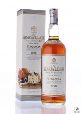 Macallan Elegancia 1990 1 Litre