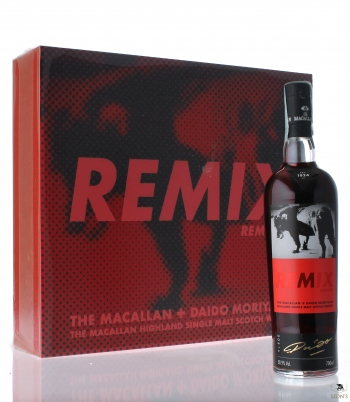 Macallan remix 58.9%