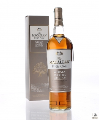 Macallan Whisky Makers selection,