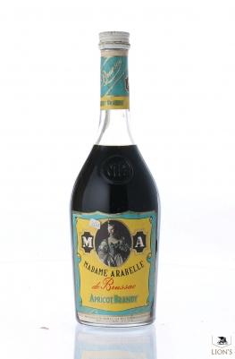 Apricot Brandy Madame Arabelle de Brussac