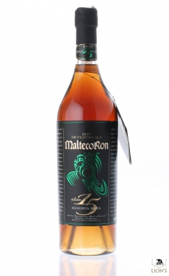 Malteco Rhum 15 years old 41.5%