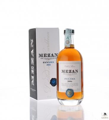 Mezan Panama 2006 40% 70cl