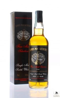 Miltonduff 10 years old James Macarthur's