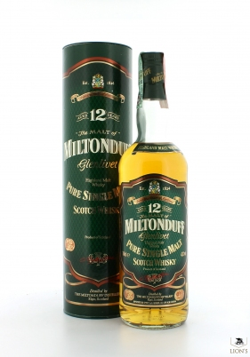 Miltonduff 12yo 70cl