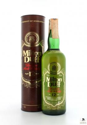 Miltonduff 12yo 75cl