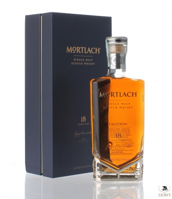Mortlach 18 years 50l 43.4%