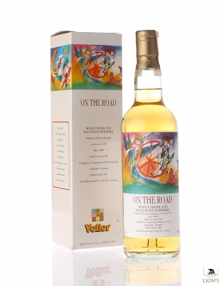 Mortlach 1984 On the road Velier