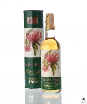 Mortlach 1984 B 2000 In The Pink
