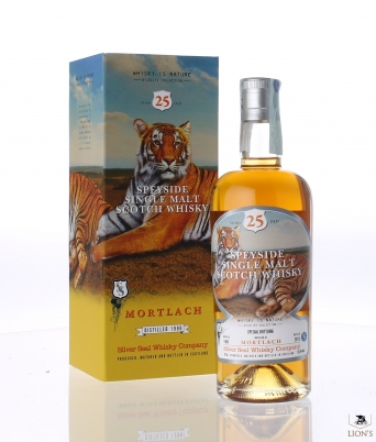 Mortlach 1989 25 years old 52.4% Silver Seal