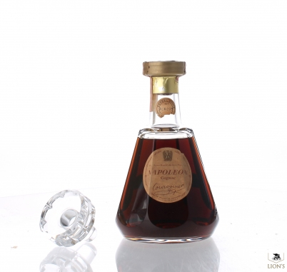 Napoleon Courvoisier Cognac Decanter