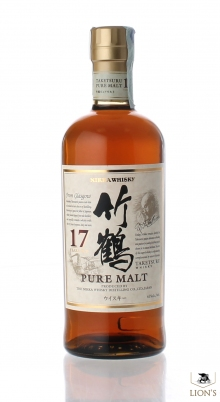 Nikka taketsuru 17 years old
