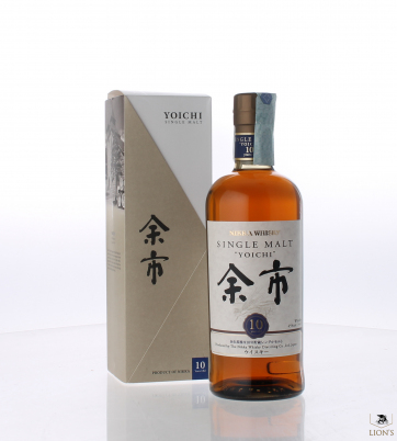 Nikka Yoichi 10 years old 45%