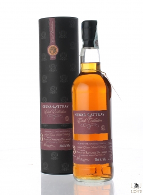 North of Scotland grain 1972 33yo Dewar Rattray