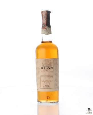 Oban 14 years old 75 cl